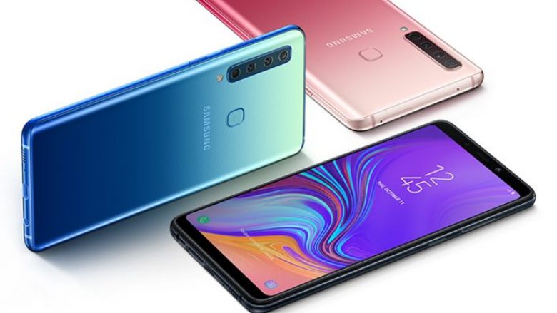 Samsung lanson telefonin e parë me katër kamera, Galaxy A9