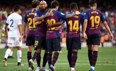 Vidal e Malcom mund të largohen që në janar nga Barcelona