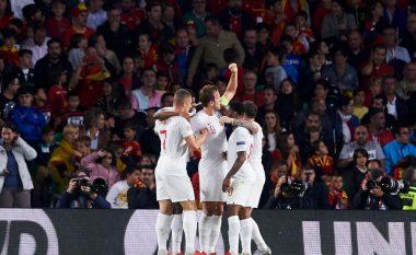 Anglia i hakmerret Spanjës, shkëlqen Sterling në ndeshjen që u shënuan pesë gola