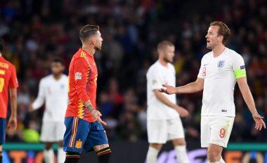 Notat e lojtarëve, Spanjë 2-3 Angli: Sulmi i 'Tre Luanëve', lë në hije mbrojtje spanjolle