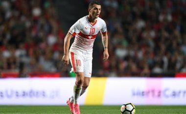 Notat e lojtarëve: Islanda 1-2 Zvicra, Xhaka lojtar i ndeshjes