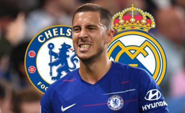 Chelsea ia tregon Real Madridit çmimin e Hazardit