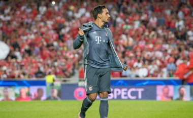 Hummels konsideron largimin nga Bayerni, Unitedi monitoron situatën