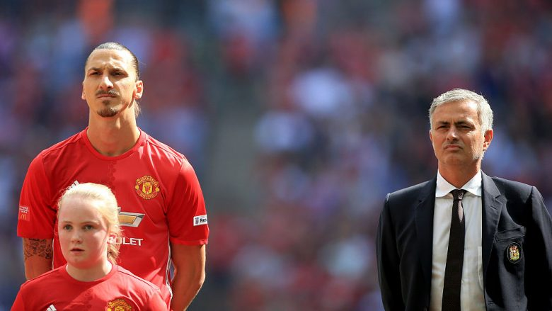 Ibrahimovic: Mourinho mund të ia fitojë titullin Unitedit, faji është te grupi i dobët i futbollistëve