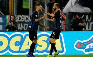Lazio 0-3 Inter, nota e Strakoshës dhe të tjerëve