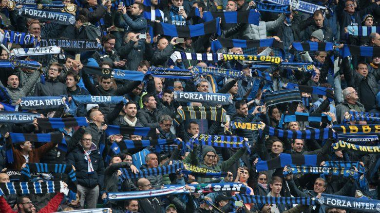 Interi përfiton 54 milionë euro deri tani nga shitja e biletave dhe Liga e Kampionëve