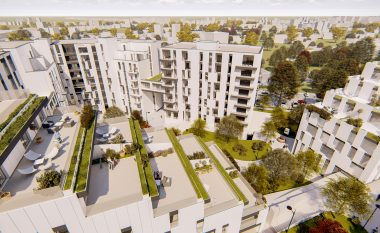 Linda Premium Residence - kompleksi i veçantë afaristo-banesor i kryeqytetit i cili po bëhet ëndrra e secilit