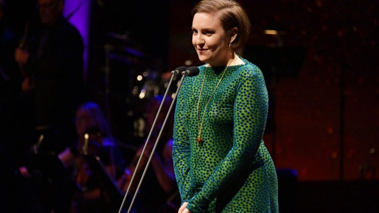 Lena Dunham (Foto: Dia Dipasupil/Getty Images for Lincoln Center/Guliver)