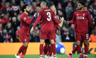 Triumf i thellë i Liverpoolit ndaj Zvezdas, Shaqiri asistues në golin e dytë