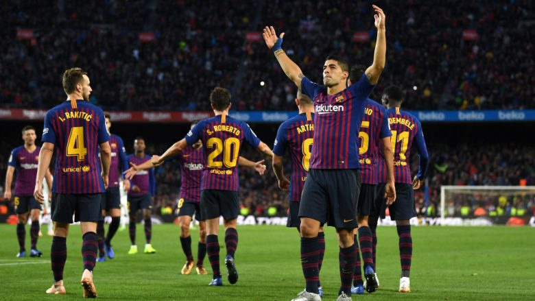 Barcelona (Foto: David Ramos/Getty Images/Guliver)