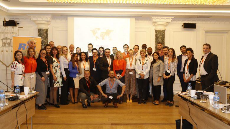 """Ria Money Transfer organizatore e samitit """" Ria Balkans 2018 """" në Tiranë"""