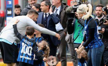 Wanda nuk nxitohet për një rinovim të kontratës së Icardit me Interit