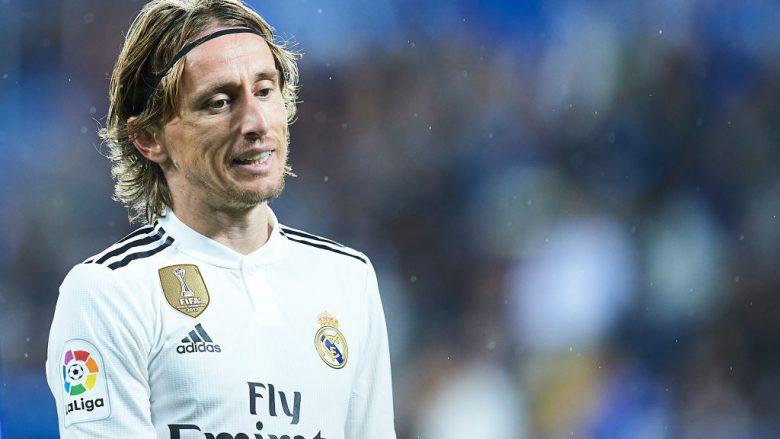 Modric i mërzitur te Reali, rihapet pista Inter