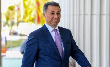 Hungaria për herë të dytë refuzon ekstradimin e Gruevskit