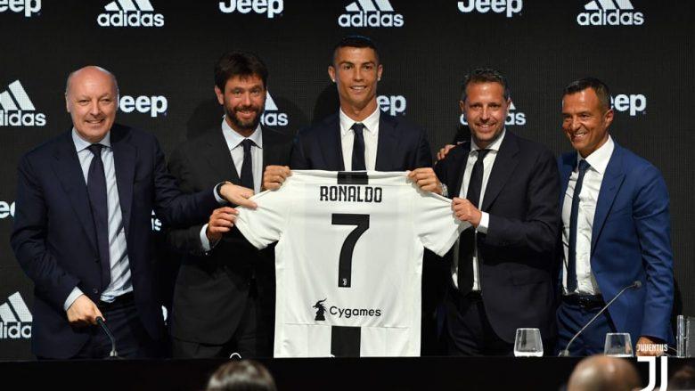 Agnelli: Juventusi me Ronaldon ka blerë një superhero