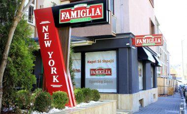 Giorgio Kolaj paralajmeron hapjen e picerisë së famshme Famous Famiglia në qendër të Prishtinës - Intervistë ekskluzive