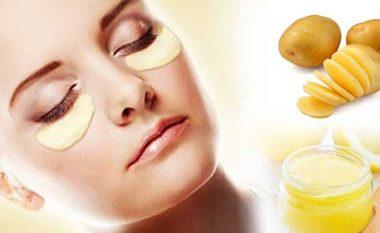 Kjo maskë me limon dhe patate është shpëtim për çdo fytyrë të lodhur