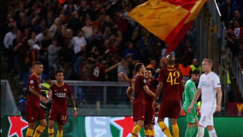 AS Roma (Photo by Paolo Bruno/Getty Images/Guliver)