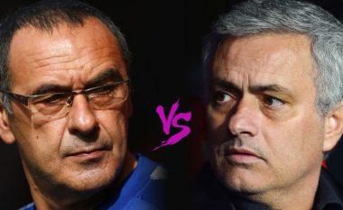 Formacionet zyrtare: Chelsea dhe Unitedi zhvillojnë kryendeshjen e javës në Angli