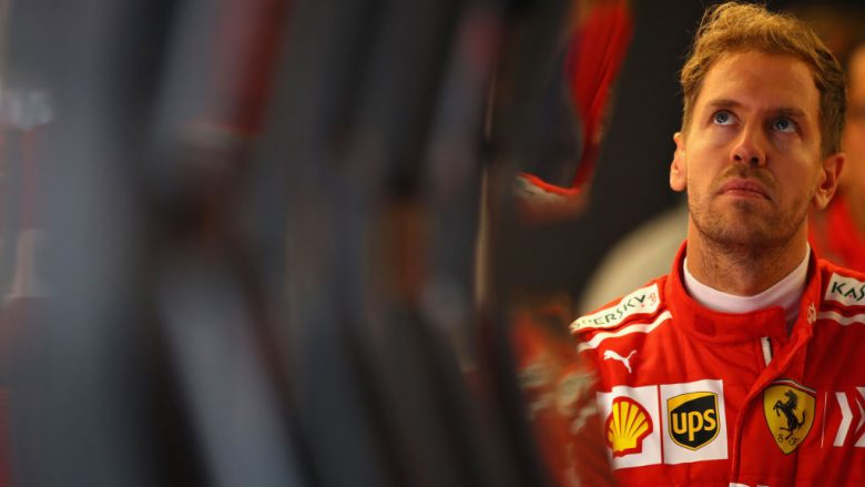 Sebastian Vettel (Foto: Mark Thompson/Getty Images/Guliver)