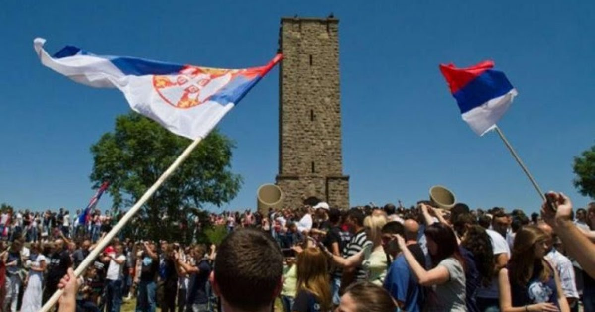 Serbët kërkojnë që Vidovdani të futet në kalendarin e festave zyrtare