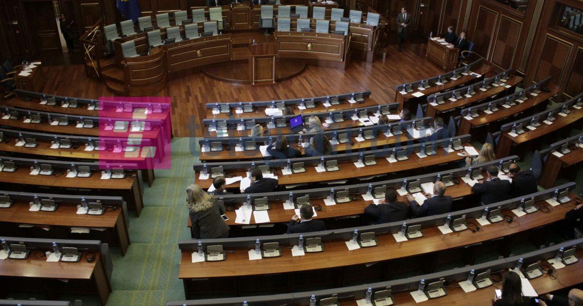 Votohet në parim Projektligji për gjykimin në mungesë për krime lufte