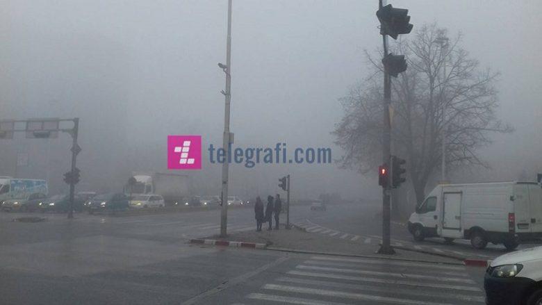 Protestë kundër ndotjes së ajrit në Manastir (Video)