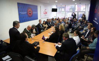 LDK nuk lëkund qëndrimin për zgjedhje, Beqiri kërkon mobilizim