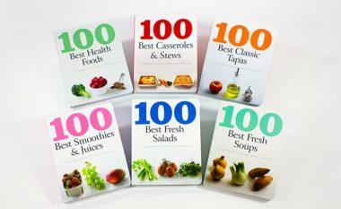 Libra me receta dhe këshilla rreth përgatitjes së ushqimit të shëndetshëm