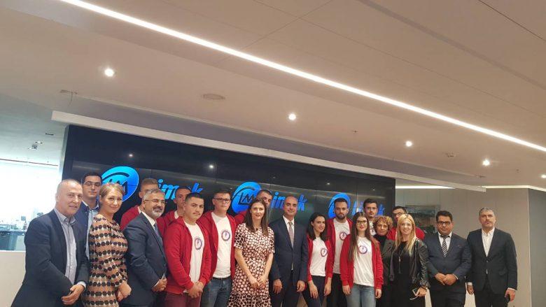 Studentët e KEDS Academy në vizitë profesionale në Turqi