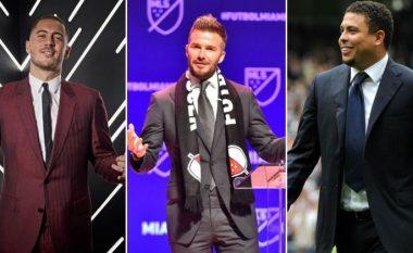 Gjashtë klube që për pronar kanë ish-futbollistë me famë botërore