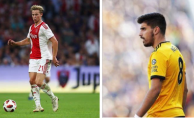 De Jong e Neves në radarin e Man Cityt