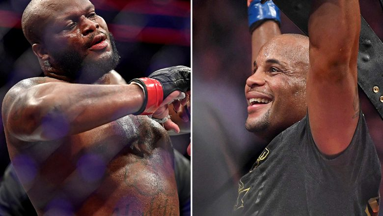 Daniel Cormier do ta mbrojë titullin e peshave të rënda në UFC ndaj Derrick Lewis