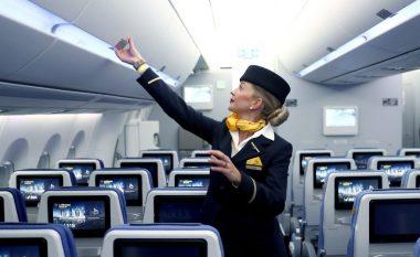 Rrëzimi i aeroplanit apo një sulm terrorist? Asnjëra prej tyre – ka diçka tjetër nga e cila më së shumti frikësohen stjuardesat!
