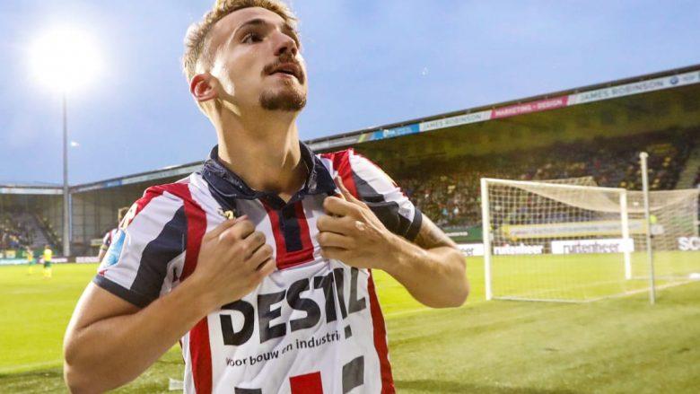Nga një futbollist problematik tek yll në Eredivisie, Avdijaj tregon se si ndryshoi për 180 shkallë