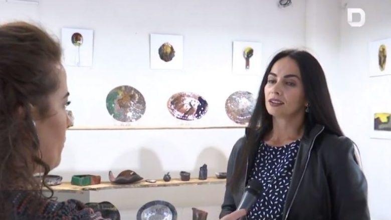 Ekspozitë nga gratë dhe vajzat e Krushës së Madhe, Blerta Surroi jep detajet (Video)