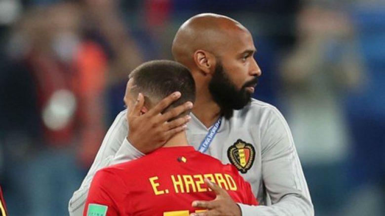 Hazard: Henry është gati për ta menaxhuar një skuadër