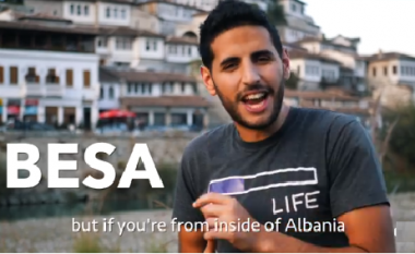 """'NasDaily' me video për """"Besën"""" e shqiptarëve: Si jepet dhe si duhet mbajtur fjala e dhënë!"""