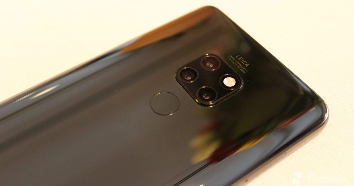 Zyrtare: Huawei do të lansoj telefonin e ri, P30, në muajin e ardhshëm