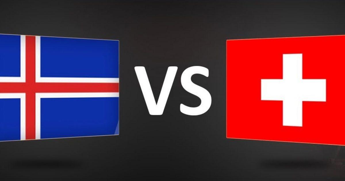 Formacionet zyrtare: Zvicra luan si mysafir i Islandës