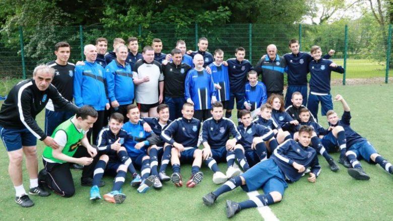 Kosova U-17 në grup me Holandën, Slloveninë dhe Uellsin