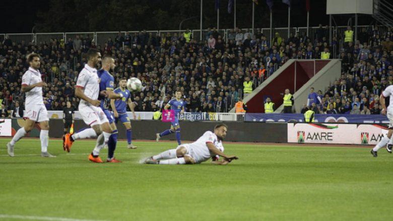 Pjesa e parë: Kosova në avantazh ndaj Maltës me performancë dominuese