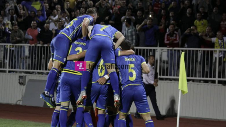 Formacionet zyrtare: Kosova kërkon një tjetër triumf ndaj Maltës