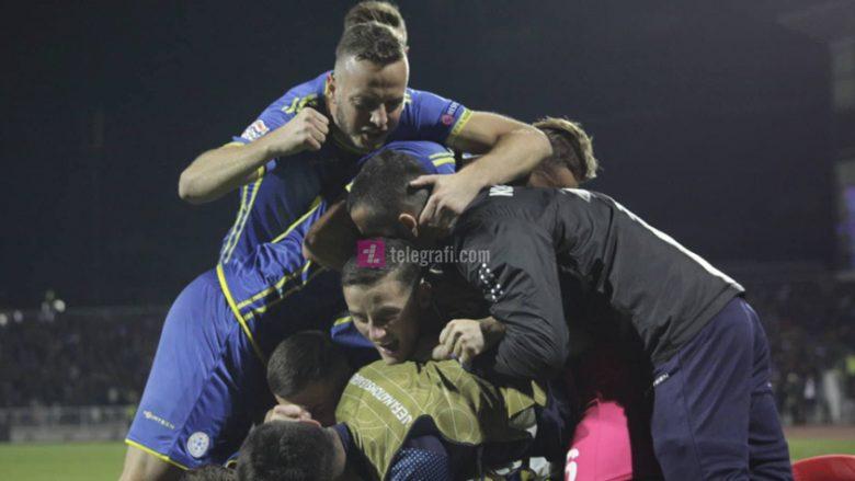 Kosova e mrekullueshme, fitore me spektakël ndaj Maltës