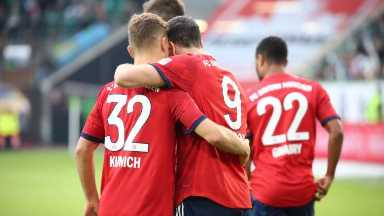 Bayerni brenda dy minutave fundos AEK-un