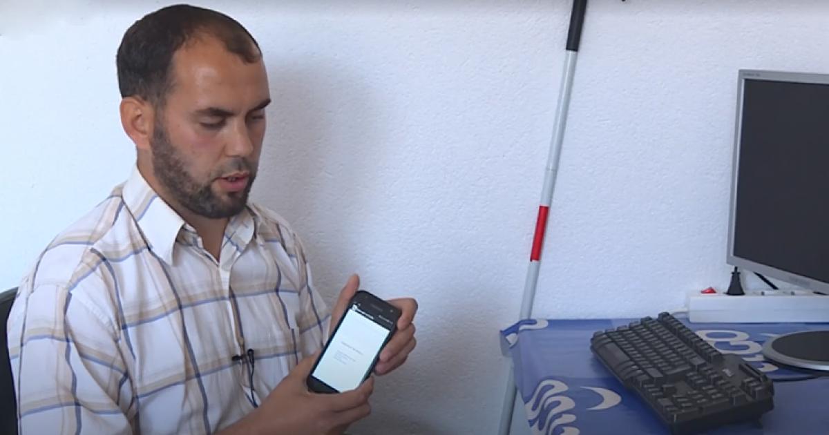 Llapjani i verbër krijon aplikacione për telefonat e mençur (Video)