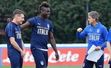 Mancini: Balotelli dhe Belotti u lanë jashtë listës për zgjedhje teknike