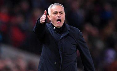 Unitedi ia paguan Mourinhos mbi 16 milionë euro kompensim, portugezi i lirë të gjej skuadër të re