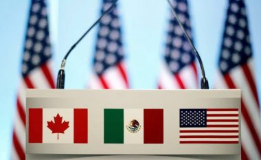 SHBA dhe Kanadaja arrijnë marrëveshje për të përmirësuar NAFTA-në