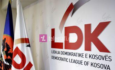 LDK i reagon PDK-së: Nuk do të bashkëpunojmë kurrë me Listën Serbe